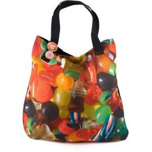 Cadeau anniversaire des sacs mains acidul s pour l 39 t id es cadeaux pour anniversaires - Sac bonbon anniversaire a fabriquer ...