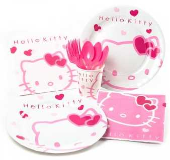 decoration anniversaire hello kitty id es cadeaux pour anniversaires. Black Bedroom Furniture Sets. Home Design Ideas